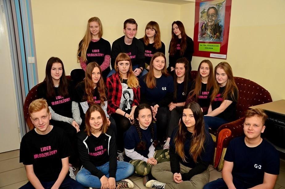 Nowa grupa Liderów Młodzieżowych