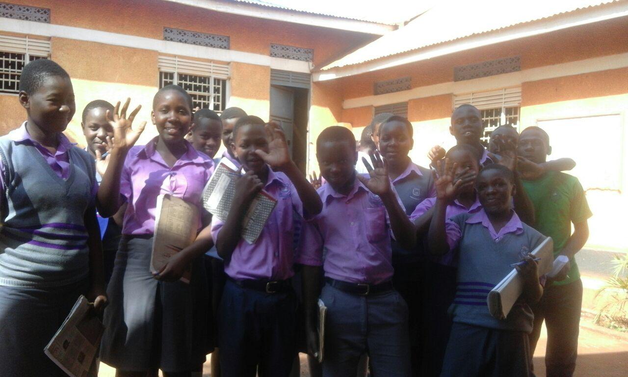 Listy z Ugandy