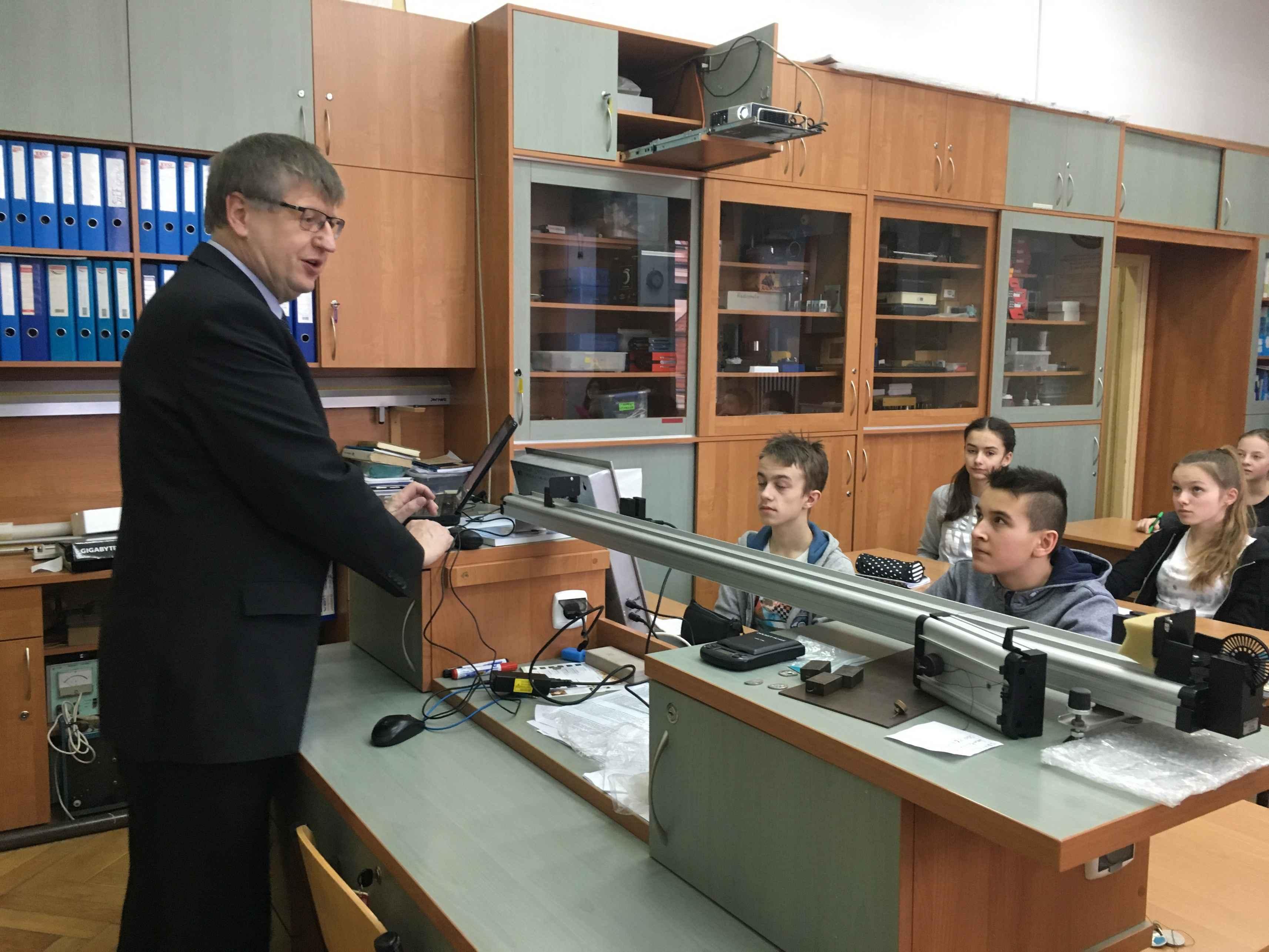 Zajęcia na Uniwersytecie Szczecińskim
