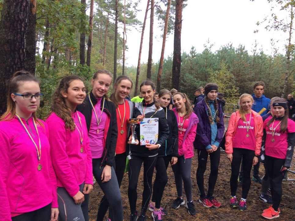 Złote medale dla SP 5 na Mistrzostwach Powiatu