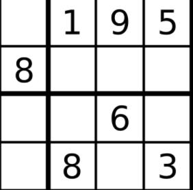 II Szkolny Konkurs Sudoku