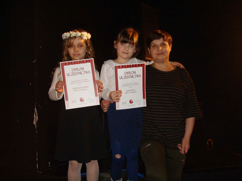 Zuzia Niklas laureatką Małego Konkursu Recytatorskiego