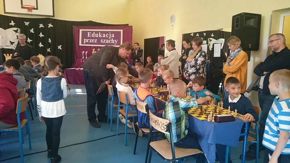 Festiwal szachów trwa!