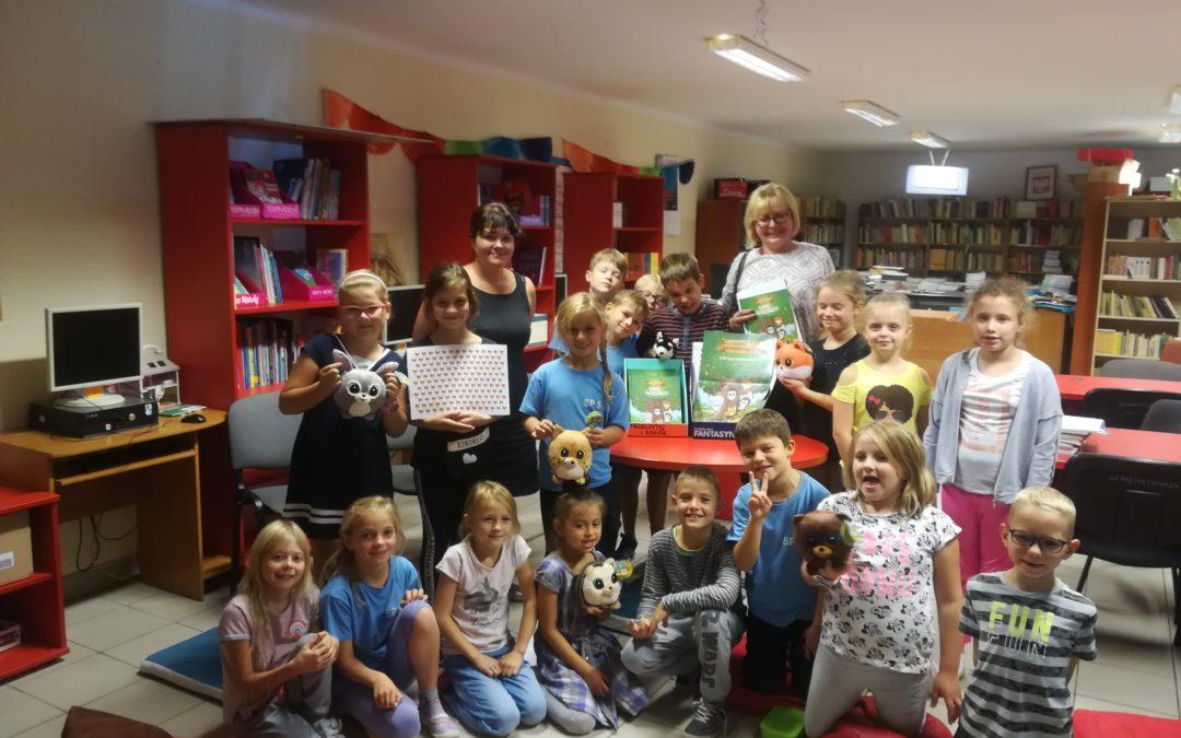Czytamy dzieciom ze Słodziakami