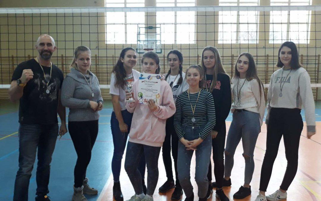 Sportowa kronika szkoły