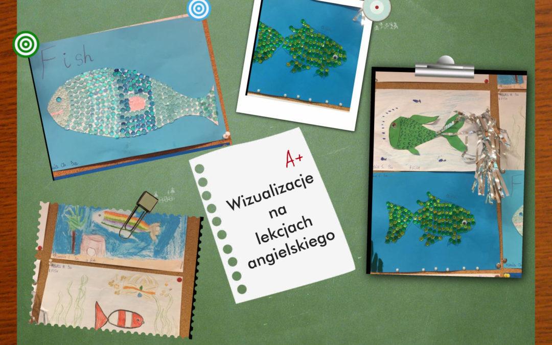 Wizualizacja na lekcjach angielskiego