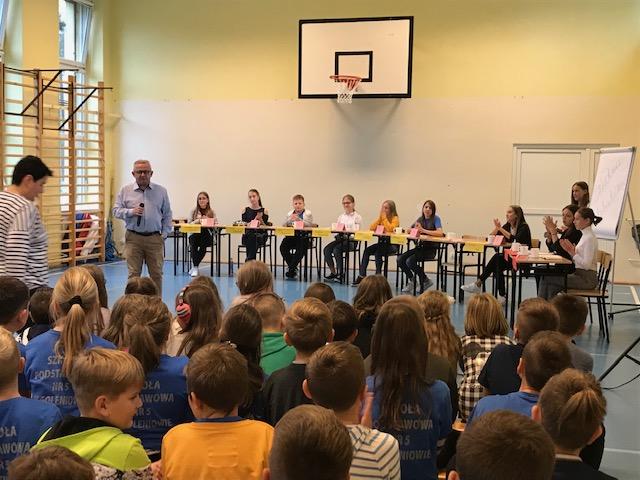 Wybory do Rady Samorządu Uczniowskiego i Szkolnego Rzecznika Praw Ucznia
