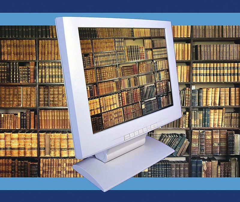 Zapraszamy do wirtualnej biblioteki