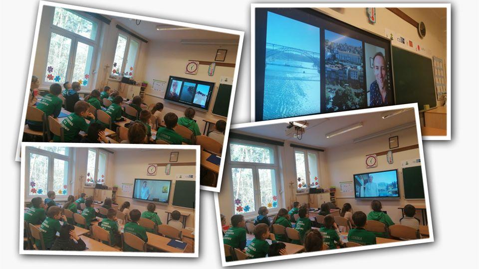 Wirtualne podróże klasy 2 C