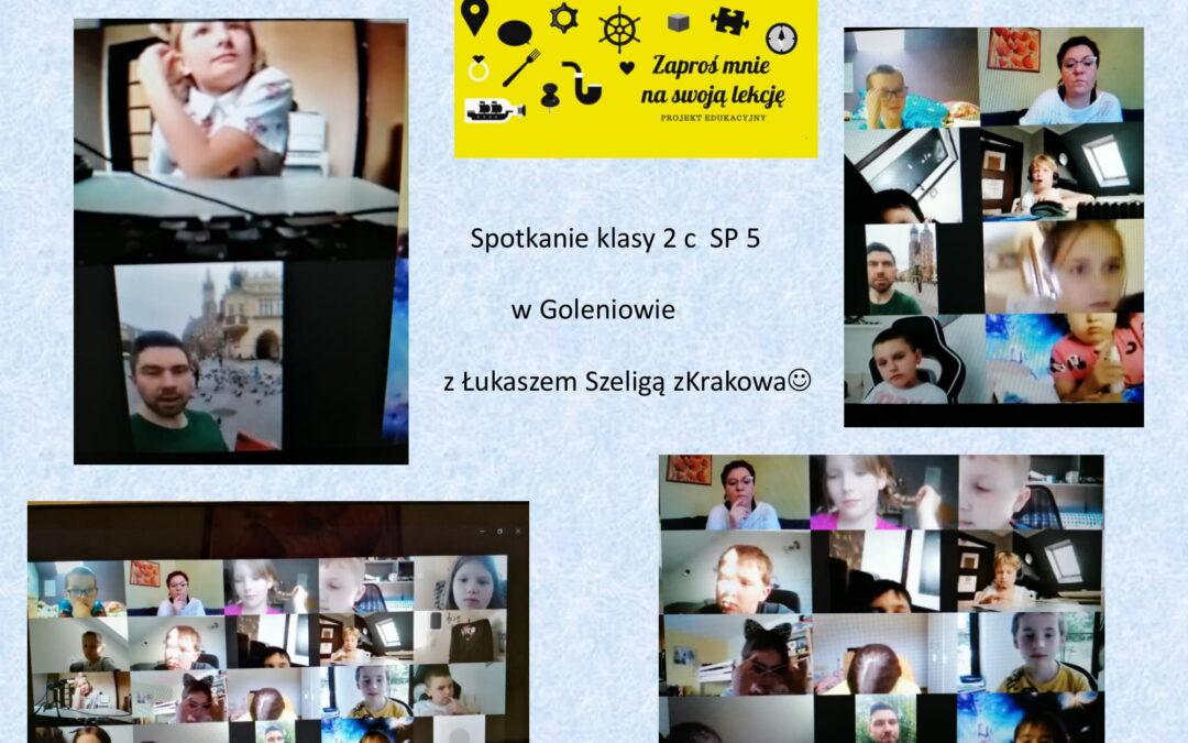 Wycieczka online do Krakowa